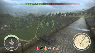 World of Tanks | Xbox One | I Will Not Die, I Will Survive!