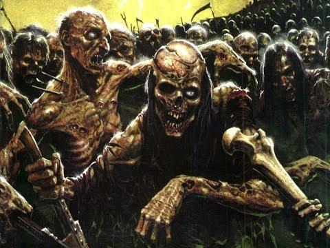 Zombie zonmé des Zombies musique vidéo