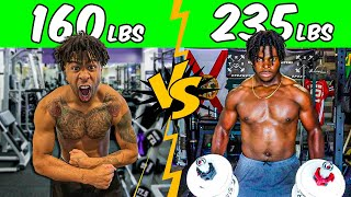 Who Is The Strongest SSH Member? 😳 $100,000 Gym Challenge!