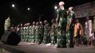 winneba youth choir a Lomé