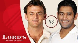 adam gilchrist vs ms dhoni   who s the greatest