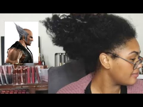 BLACK GIRL TRIES KOREAN HAIR PRODUCTS| KennieJD