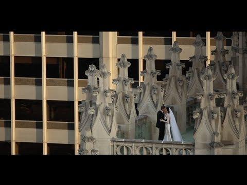 The Wedding of Nicholas & Dana Gunn, June 11th 2016 - The Chicago Tribune Crown