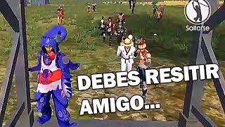 DEBES RESISTIR AMIGO- FREE FIRE RANDOM- Dshanto