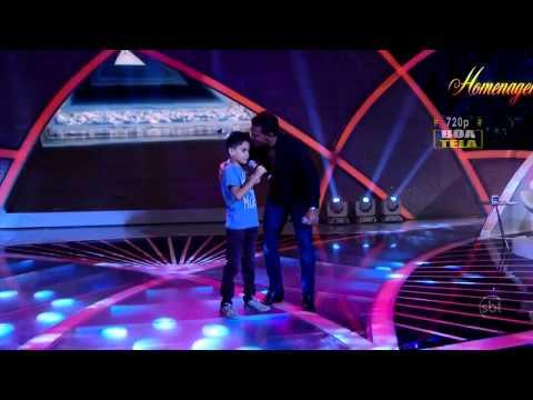 ALEXANDRE NUNES &  EDUARDO COSTA -  Me apaixonei   01/03/14  Pgr. Raul Gil