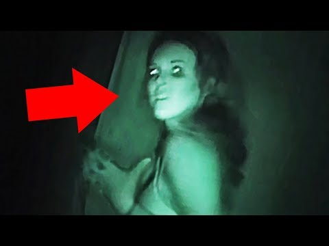Top 10 SCARIEST Ghost Videos of the YEAR !