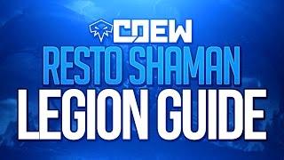 Restoration Shaman Legion PVP Guide by Cdew