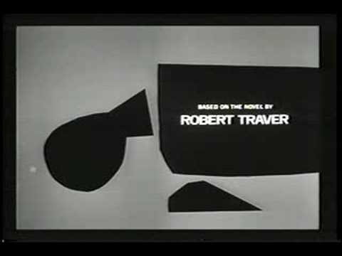 Opening Credits To Anatomy Of A Murder Youtube