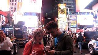NEW YORK'LU KIZLARIN İNSTAGRAMINI ALDIM!! l NEW YORK'DA BİR GÜN!!