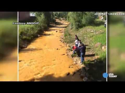 Navajo leaders demand answers on toxic sludge