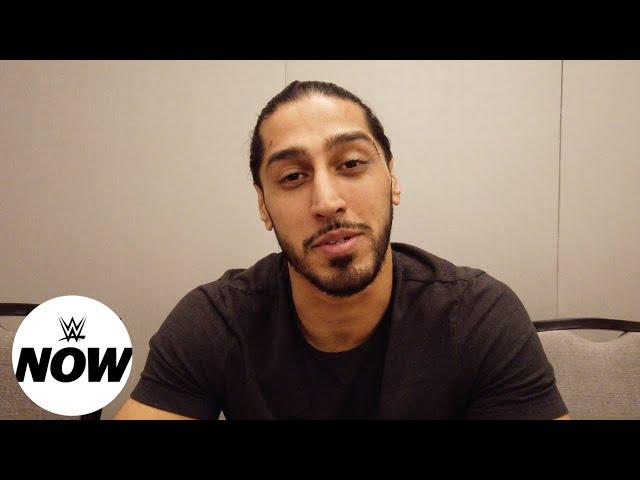 WWE Now Arabic: علي يتحدث عن أهمية رمضان له وكيف ينافس في الحلبة مع الحرص على الصوم