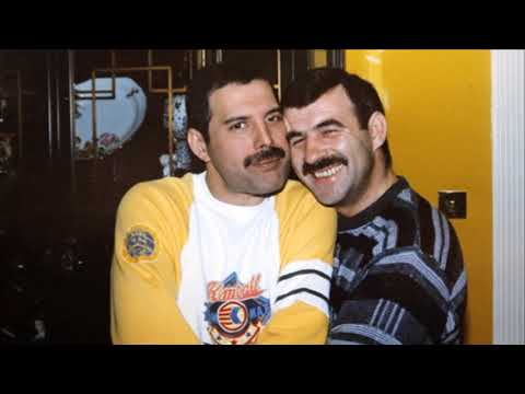 Freddie Mercury's 9 (gay) lovers/boyfriends until Jim Hutton and their stories ♥ (Aids, Homophobia)