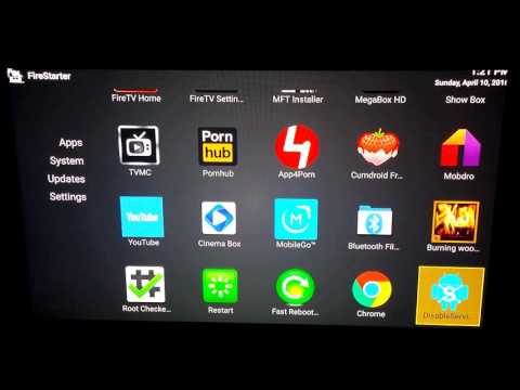 How to diable or block OTA update on Amazon Fire Tv without a laptop.