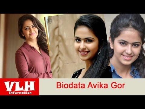 Biodata Avika Gor Pemeran Anandhi kecil di Serial Anandhi di ANTV