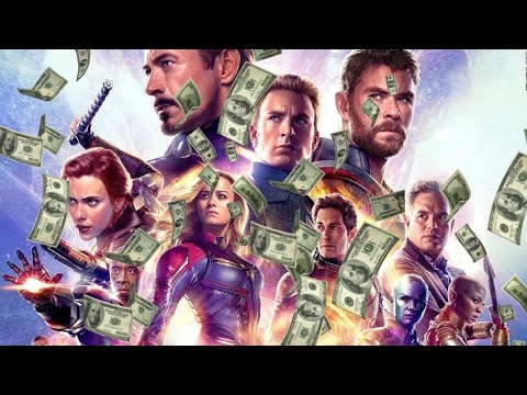 Borasio - Avengers :EndGame  1.2Bil opening weekend shatters box office records !