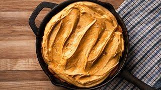 Apple Skillet Cake Recipe for Beginners (Apple Skillet Cake With Salted Caramel Frosting)