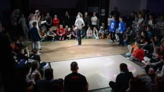 Street Noise 2016 / Bboying 3vs3 Junior / MPM vs OCB