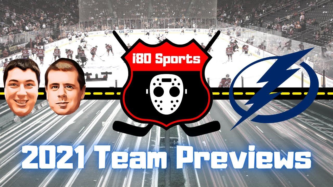 NHL - Tampa Bay Lightning 2021/2022 Team Preview