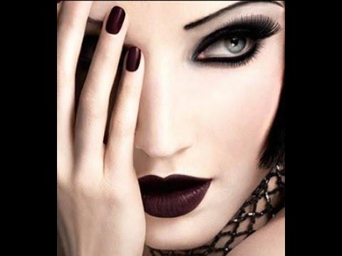 Maquillaje Gótico (petición)