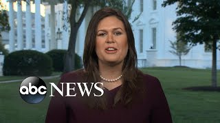 Sarah Sanders takes on the Woodward book backlash