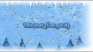 Last Christmas - Ariana Grande (Karaoke Instrumental W/Background Vocals & Lyrics)