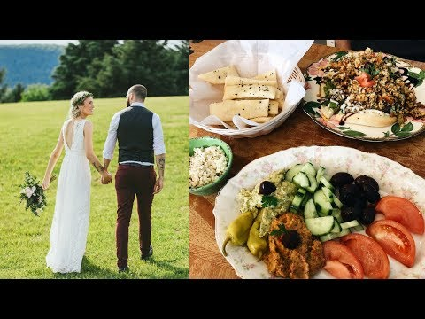 What A Married Vegan Couple Eats In A Day   Lazy & Simple