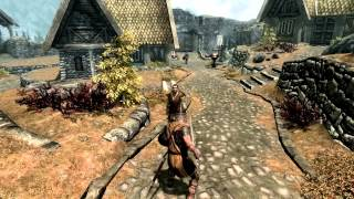How To Become a Guard in Elder Scrolls V: Skyrim