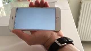 Unboxing iPhone 6 Plus Argent en français 5,5