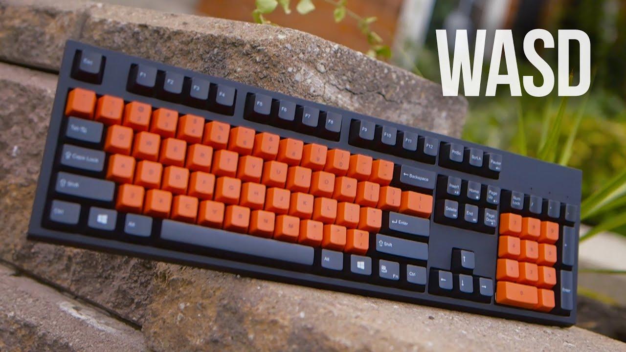 WASD V2 Mechanical Keyboard  Customize Your Own  YouTube