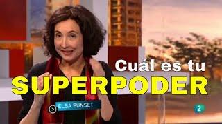 Cuál es tu superpoder? - ELSA PUNSET - El Mundo En Tus Manos