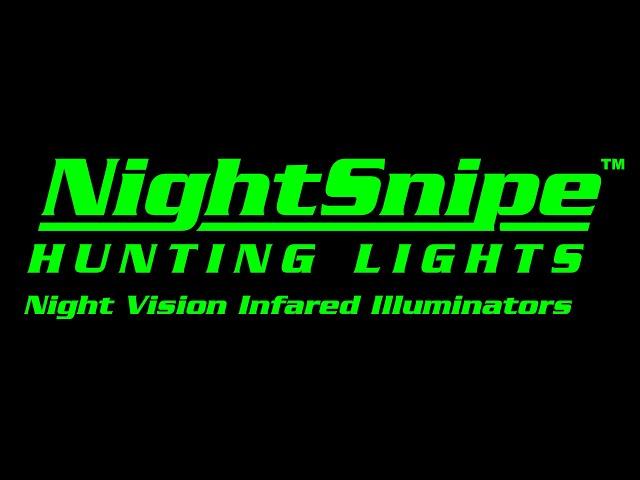 NightSnipe IR Illuminators by Predator Hunter Outdoors.com NightSnipe IR Illuminators