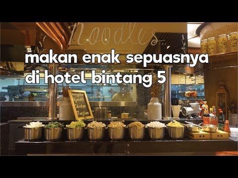 Lunch At Asia Restaurant Ritz Carlton Hotel Jakarta Culinary