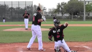 Miami Marlins - Pitchers Prepare for Grapefruit League 2014