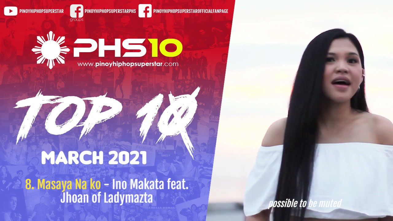 PHS Top 10 March 2021