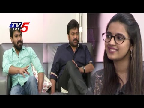 Niharika Special Interview with Khaidhi No.150 Movie Team | Chiranjeevi | Ramcharan | TV5 News