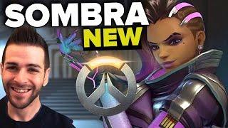 SOMBRA OP! Gameplay New Perso Overwatch, mon Avis!