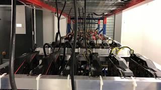 CryptoCurrency Mining Farm mit fast 3 800 Playstation 4 und gestohlener Elektrizitat