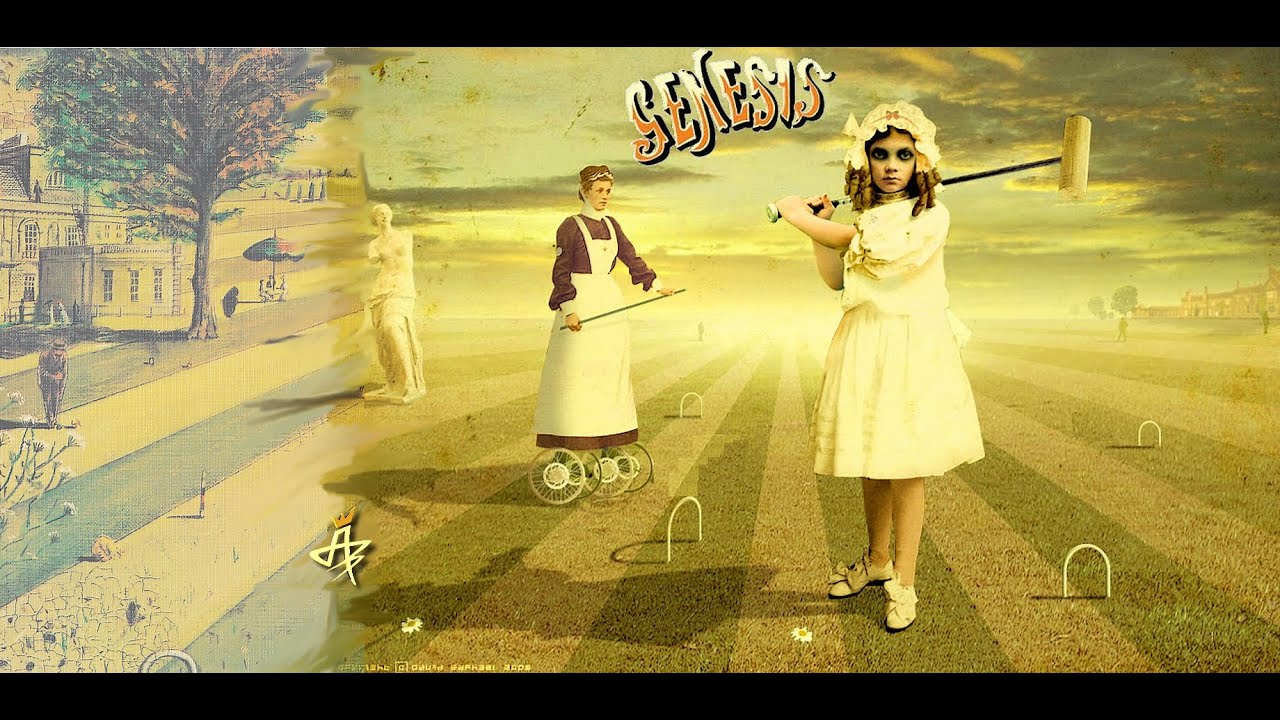 Genesis •• Nursery Cryme [1971/2013] - YouTube