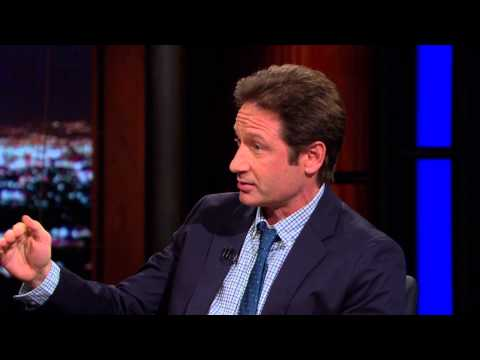 Real Time with Bill Maher: David Duchovny – Holy Cow! (HBO)