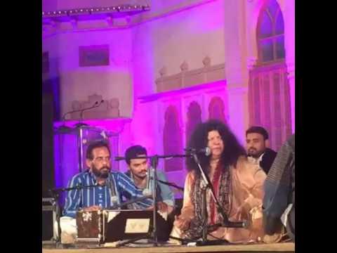Abida Parveen Live in Karachi. 2016
