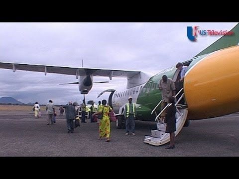 US Television - Tanzania (Precision Air)