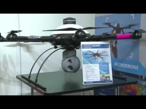 AZUR DRONES sur le salon APS 2017