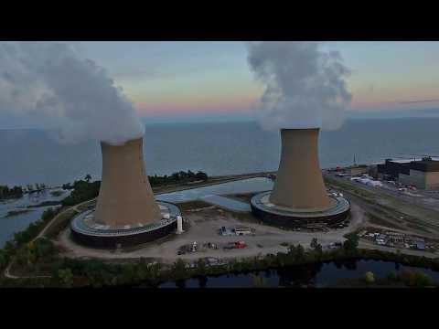 Enrico Fermi II Nuclear Power Plant