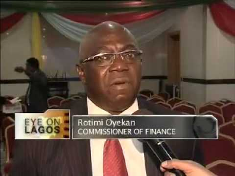 Eye On Lagos - Lagos state just launched the second tranche of its 275 billion Naira bond