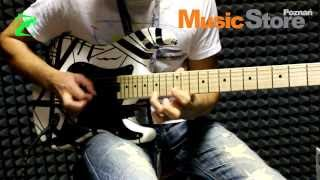 EVH Striped Series - demo, test, review