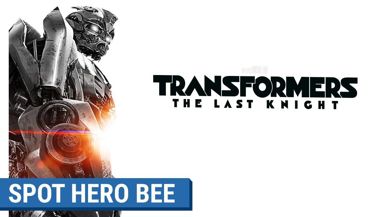 TRANSFORMERS : THE LAST KNIGHT - Spot Hero Bee (VF)