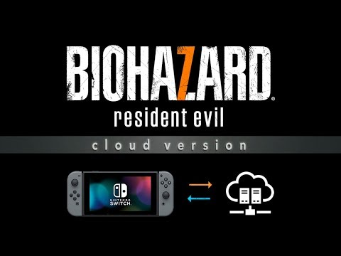 Resident Evil 7 Cloud Version - Nintendo Switch
