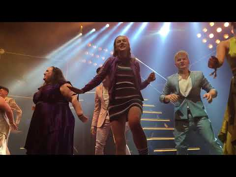 The Band Musical Finale at the Marlowe Theatre, Canterbury 28/02/18