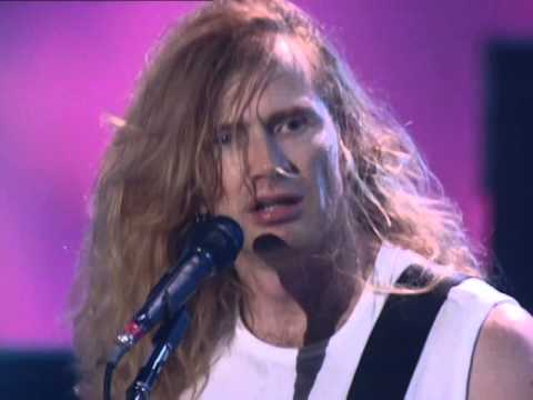 Megadeth Reckoning Day 7 25 1999 Woodstock 99 West Stage Official