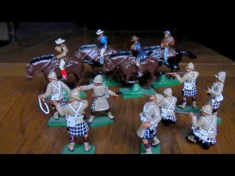 Toy Soldier Review: William Britains Boer War Limited Edition.